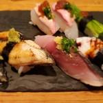 立ち寿司 杉尾 - どれも美味しい