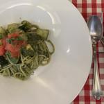 アミーゴ アミーガ - 料理写真:アミーゴ農園バジルのジェノベーゼソース