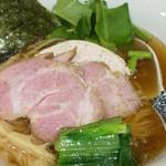 中華そば きなり - 料理写真: