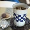 喫茶かせい - ドリンク写真:トップフォト アイスカフェオレ