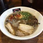 まるしん - 黒まるラー麺 味玉トッピング