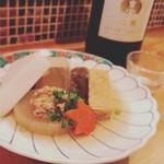 小料理 百けん - 冬季限定の柚味噌おでん