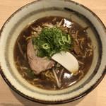 札幌麺屋 美椿 - 醤油ラーメン