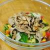 ニッキージェイ - 料理写真:たっぷりきのこのサラダ