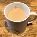 HAGI CAFE  - カフェオレ