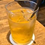 HAGI CAFE  - りんごジュース