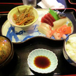 ICHI - 昼のランチ 刺身定食700円