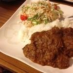 ICHI - 昼のランチ カレー  700円