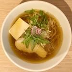 RAMEN CAFE de IINO - 料理写真: