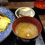 ダイニング 花 - ●オムライス定食 800円 2019年10月