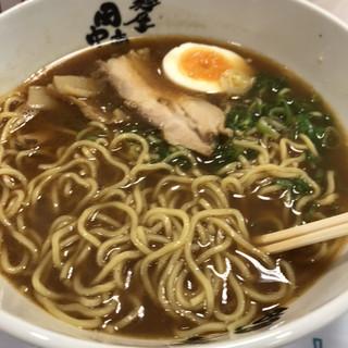 麺屋 田中商店 - 料理写真:醤油ラーメン