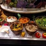 116787279 - 野菜コーナー