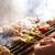 あみや - 料理写真:炭火で焼き上げる自慢の焼鳥