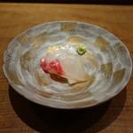 田久鮓 - 真鯛白醤油