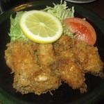 ひさご - 牡蠣フライ
