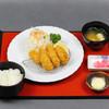 ジョイフル銀鈴 - 料理写真:10月ランチ 牡蠣フライ定食