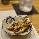 ご馳走 ね音 - 北海道仙鳳趾産牡蠣