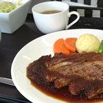 キッチンタカハシ - 上州牛リブロース