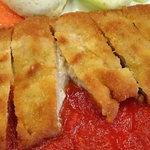 キッチンタカハシ - トマトソースのカツレツ