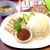サバイサバイ タイ屋台 - 蒸し鶏ごはん大盛(680円)サラダ+スープ付き