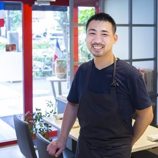 オーナーシェフ堀江毅