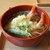 京うどん 生蕎麦 岡北 - 料理写真:天ぷらそば