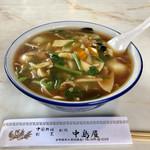 中島屋 - 料理写真:五目そば