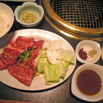 1168070 - 焼肉定食(大盛)1,300円