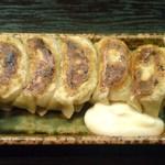 麺屋 卓次朗商店 - 焼き餃子