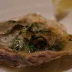 11680399 - 牡蠣のグリル