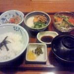 伊都ダイニング - 納豆定食