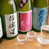 おじいちゃんと呼ばないで - ドリンク写真:種類豊富に揃えている地酒の中から、お好みのお酒を見つけてください♡