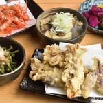 魚武酒場 - アラカルトメニュー