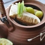 銀座 和らん - 松茸土瓶蒸し