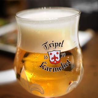 直輸入ベルギービールは樽生が6種類!ボトルは100種類以上!