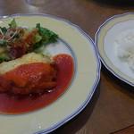 116810881 - 若鶏のソテー