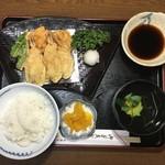 ばば天 - 天ぷらご飯