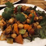 Asian Dinning&Bar SITA–RA - チキンチャナチャットサラダ