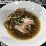 創作麺 やま鳶 - 料理写真:らぁ麺 ¥800