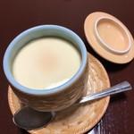 すし物語季の風 - 茶碗蒸し