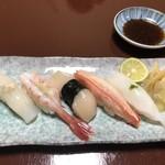すし物語季の風 - お寿司