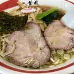 麺壱 吉兆 -