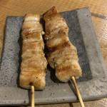 串焼き ごう - 料理写真:豚バラ一本180円