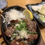 串焼き ごう - 料理写真:牛タンステーキ1200円