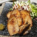 蕎麦・鮮魚 個室居酒屋 村瀬 - 黒豚のゆず胡椒やき