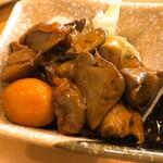 橋本屋 - 甲府鳥もつ煮