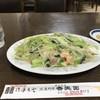 香美園 - 料理写真:カレーと並んで大好きな、あんかけ焼きそば700円と、50円UPしていました(2019.10.3)