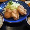 さくら家 - 料理写真:ヒレカツ定食