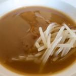 シノワプープールー - フカヒレの上海風姿煮込み