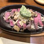 肉料理 Vin de Kitchen - 135グラムステーキ
